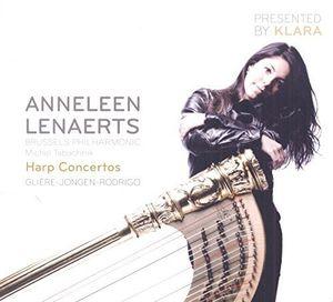 Gliere: Harp Concertos