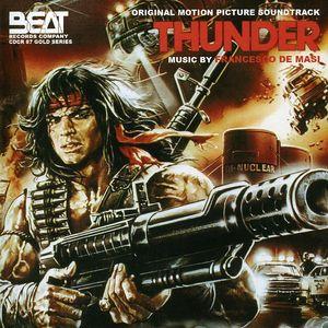 Thunder /  Thunder III (Original Motion Picture Soundtracks) [Import]