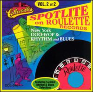 Roulette Records: Doo Wop Rhythm and Blues, Vol.2