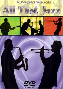 VJworld Visuals: All That Jazz