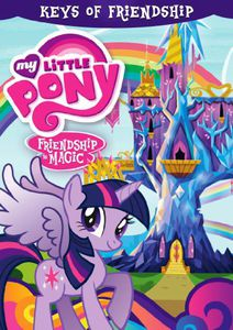 My Little Pony Friendship Is Magic: Keys of