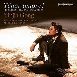 Yinjia Gong: Tenor Tenore