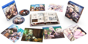 Grimoire Of Zero (premium Box Set)