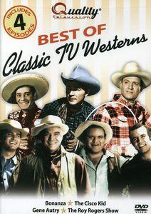 Best of Classic TV Westerns