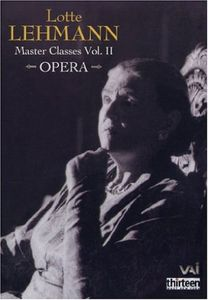 Masterclasses 2: Opera