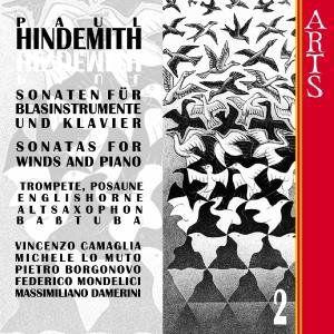 Sonatas for Winds & Piano 2