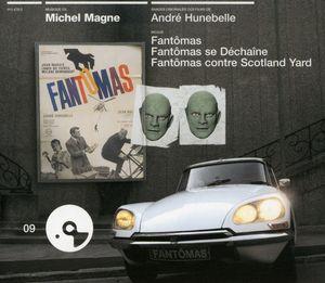 Bof Trilogie Fantomas [Import]