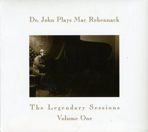 Dr John Plays Mac Rebennack (remastered)