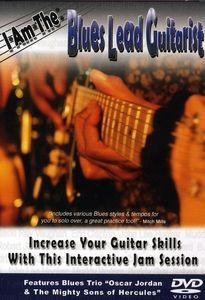 I Am the Blues Lead Guitarist