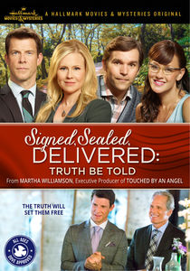 Signed, Sealed, Delivered: Truth Be Told , Eric Mabius