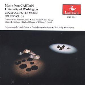 CDCM Computer Music 31: Music from Catah /  Various