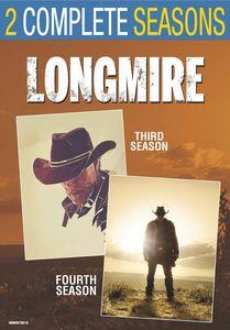Longmire: Season 3 and Season 4