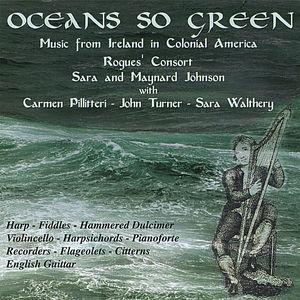Oceans So Green