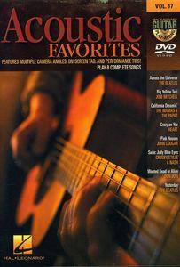 Guitar Play Along: Acoustic Rock