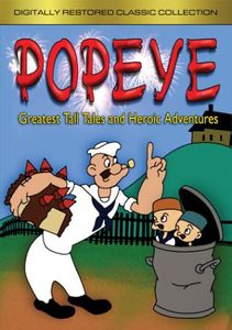 Popeye: Greatest Tall Tales and Heroic Adventures