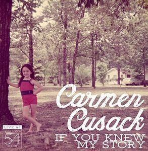Carmen Cusack Live At Feinstein's /  54 Below