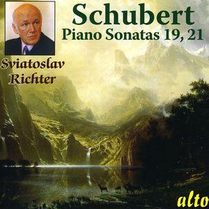 Piano Sonatas D 958 & D 960