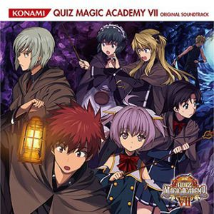 Quiz Magic Academy 7 (Original Soundtrack) [Import]