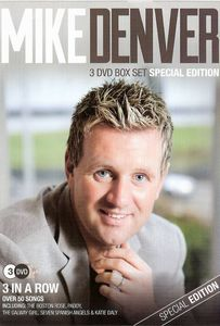 Mike Denver: 3 in a Row [Import]