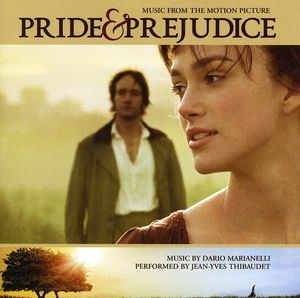 Pride & Prejudice (Original Soundtrack) , Various Artists