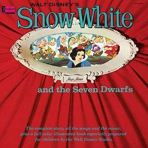 Magic Mirror: Snow White & The Seven Dwarfs (Original Soundtrack) [Import]