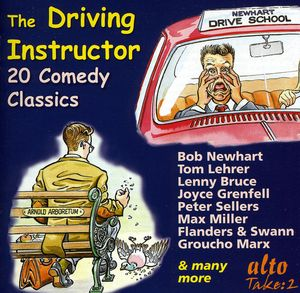 Driving Instructor-20 Comedy Class /  Various