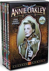 Annie Oakley: Volume 10-13 (4-DVD)