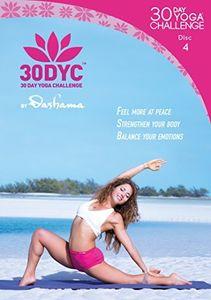 30dyc: 30 Day Yoga Challenge With Dashama Disc 4