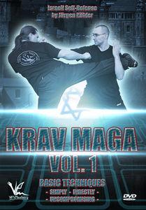 Krav Maga Israeli Self-Defense, Vol. 1: Basic Techniques
