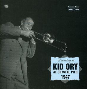 Kid Ory at Crystal Pier 1947
