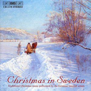 Christmas in Sweden /  Various
