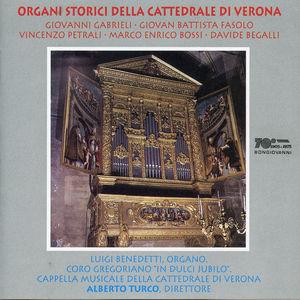 Organi Storici Della Cattedrale DL Verona