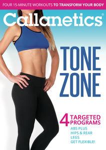 Callanetics Tone Zone: 4 Targeted Programs