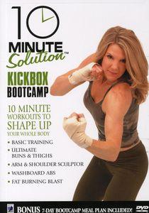 10 Minute Solution: Kickbox Bootcamp