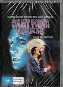 Count Yorga Vampire [Import]