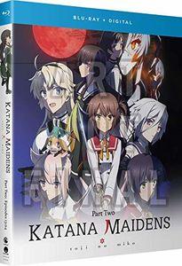 Katana Maidens - Toji No Miko - Part Two