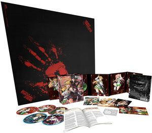 High School of the Dead: Complete Collection
