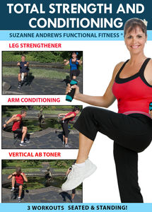 Functional Fitness: Total Strength and Conditioning