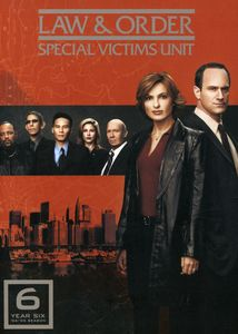 Law & Order - Special Victims Unit: Year Six