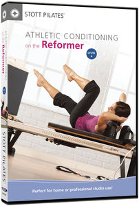 Athletic Conditioning on the Reformer - Level 4
