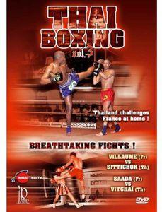 Thai Boxing: Volume 3: Breathtaking Fights!