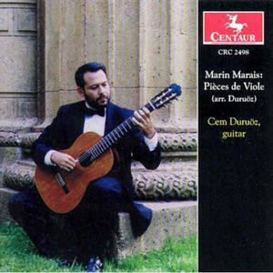 Pieces de Viole (Arr Duruoz) /  Suites E & A minor