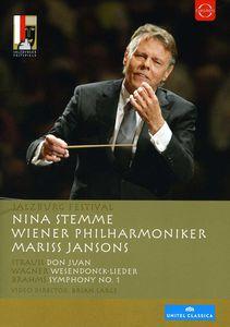 Salzburg Festival 2012: Strauss Wagner Brahms