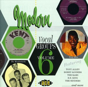 Modern Vocal Groups 6 /  Various [Import]