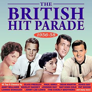 British Hit Parade 1956-58