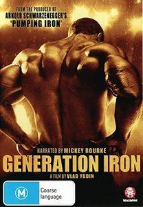 Generation Iron [Import]