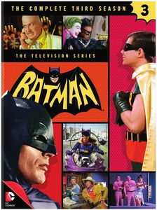 Batman: The Complete Third Season