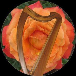 Harp and Wave: Binaural Theta
