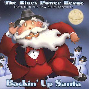 Backin' Up Santa