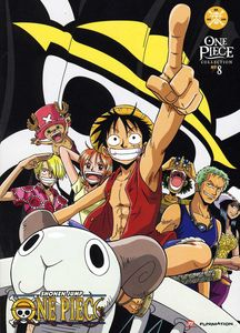 One Piece: Collection Eight